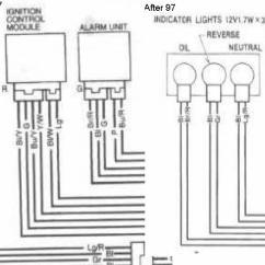 Garmin Wiring Diagram 1jz Ecu 1999 Honda Fourtrax 300 4x4 No Spark - Page 3 Atv Forum