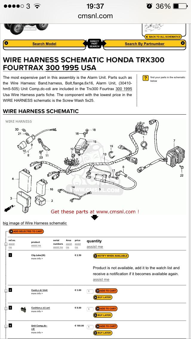 honda trx 300 wiring diagram wiring diagram - honda rancher 350 wiring  diagram 2000