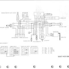 1987 Yamaha Banshee Wiring Diagram 150cc Quad Bike Looking For Trx250x Honda Atv Forum