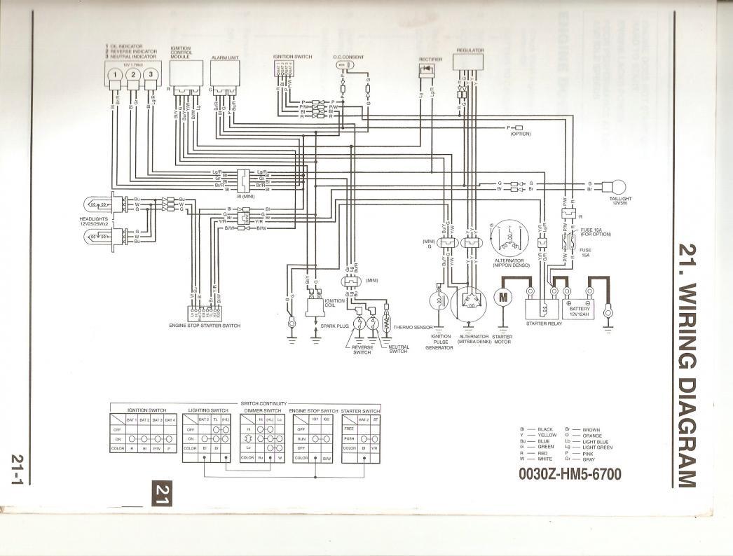 kawasaki bayou 300 4x4 wiring diagram vav controller honda fourtrax 300fw starting solenoid problem - page 2 atv forum