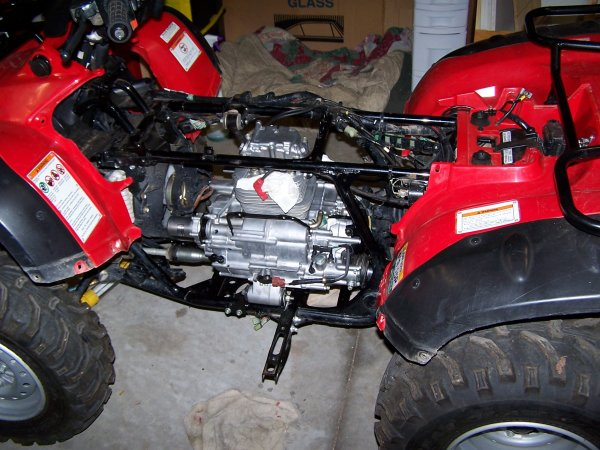 05 Rancher 400fa At Engine Rebuild Page 4 Honda Atv Forum