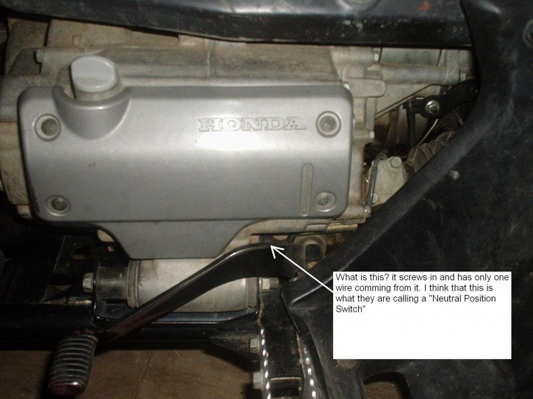 2008 Honda Rancher Wiring Diagram Neutral Position Or Gear Position Bad Help Honda Atv Forum