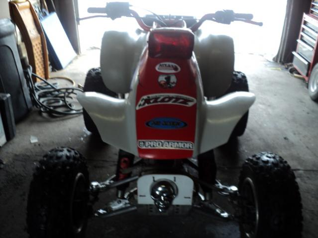 250x Race Cut Fenders Honda ATV Forum