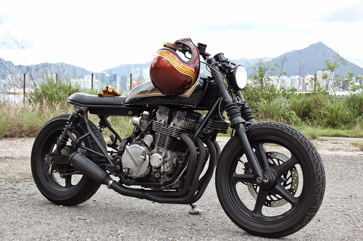 hight resolution of 1971 cb750 soichiro by wesley hannam
