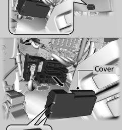 fuse box b remove  [ 888 x 1720 Pixel ]
