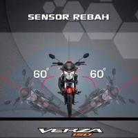 Fitur Bank Angle Sensor Pada Motor Honda