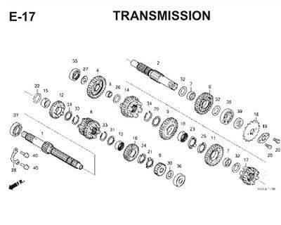 Katalog Suku Cadang Honda New CB150R StreetFire K15G