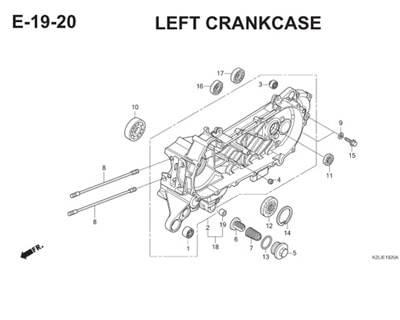 Honda Gas Motor Scooter Honda Gas Gas Wiring Diagram ~ Odicis