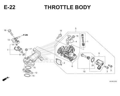 Wiring Diagram Honda Beat Esp
