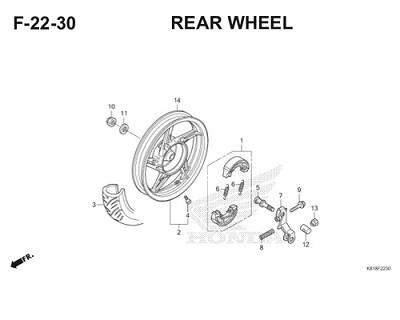 Honda F22 Motor, Honda, Free Engine Image For User Manual
