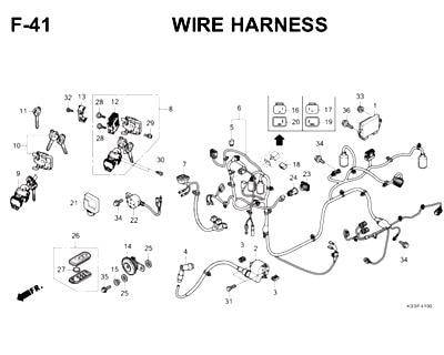 Wiring Diagram Honda Scoopy 2011