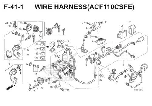 Wiring Diagram Speedometer Beat Fi