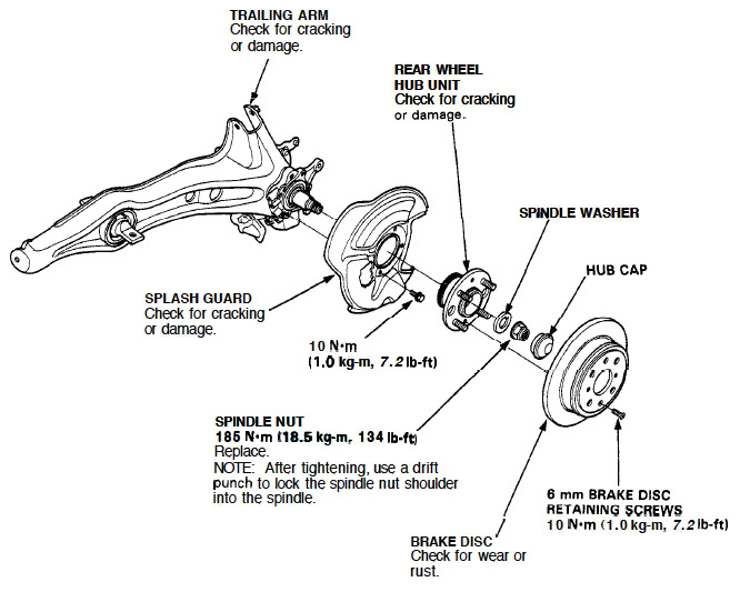 2007 Honda Accord Hub Diagram Honda Accord Wiring Harness