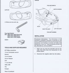diy for oem 99 00 civic fog light instal sheets hondacivicforum com 2000 civic ecu location 2000 civic fog lights wiring diagram [ 983 x 1280 Pixel ]