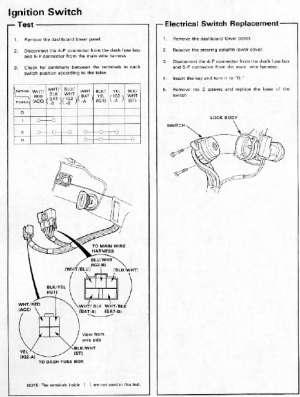 91 Civic EF Sedan  Intermittent Starting Problems