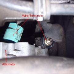 2001 Honda Civic Alternator Wiring Diagram Clarion Dxz275mp 2002 Dx Fuse Box Grounding Library