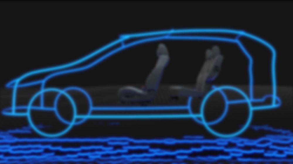 medium resolution of honda cr v hybrid suv wire fream schematic interior blurred