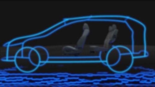 small resolution of honda cr v hybrid suv wire fream schematic interior blurred