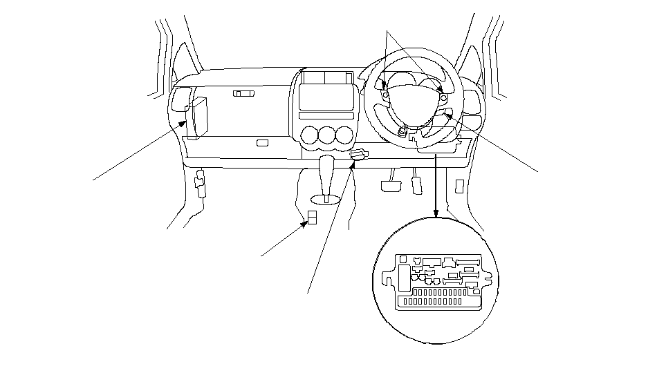 Ford Mustang Powertrain Control Module Location In