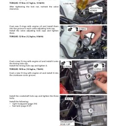 valve adjustment procedures rancher 420 all honda foreman forums rubicon rincon rancher [ 800 x 992 Pixel ]