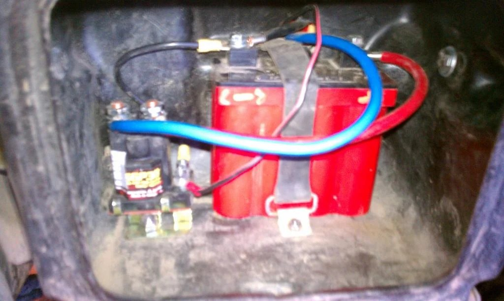 Wiring Diagram To Fit Battery Indicator