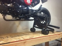 Electric Motorcycle Lift Homemade - Year of Clean Water