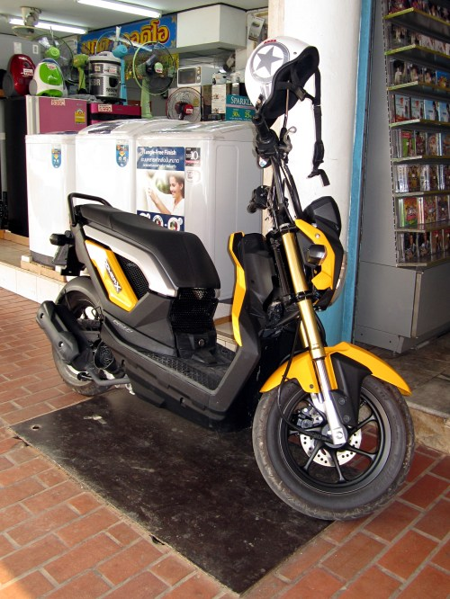 small resolution of grom suspension forks and shocks honda zoomer x 110cc trat thailand jpg