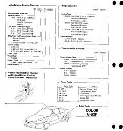 1996 honda passport owner manual find user manuals [ 850 x 1100 Pixel ]