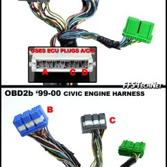 96 Accord Distributor Wiring Diagram Vw Sand Rail Needed For Green Plug 14 Pin Ecu Side. - Honda-tech Honda Forum Discussion