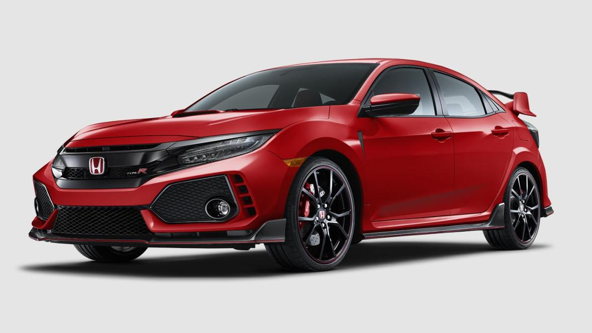 hight resolution of 2017 honda civic type r fastest honda ever offered in america