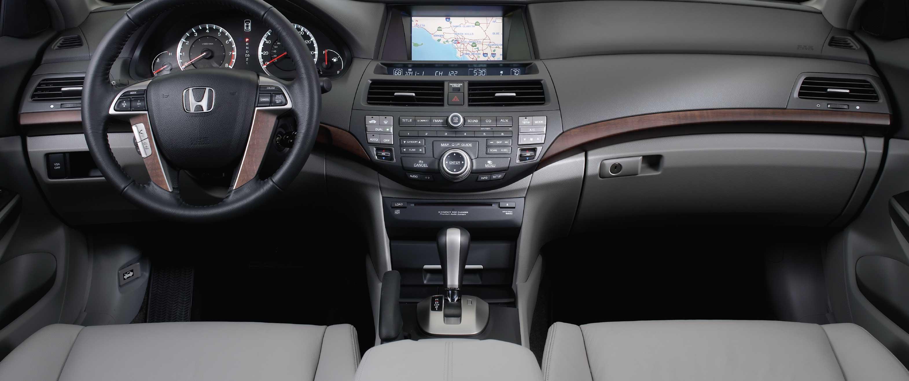 Interior Trim Kit 2008 Accord Sedan 15708