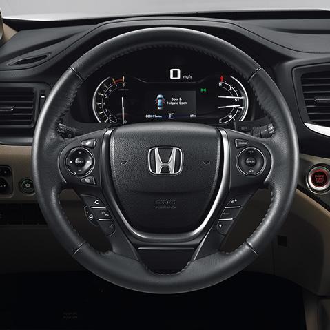 Heated Steering Wheel 35700