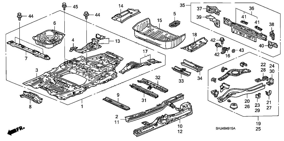 [DIAGRAM] 2002 Honda Odyssey Diagram FULL Version HD
