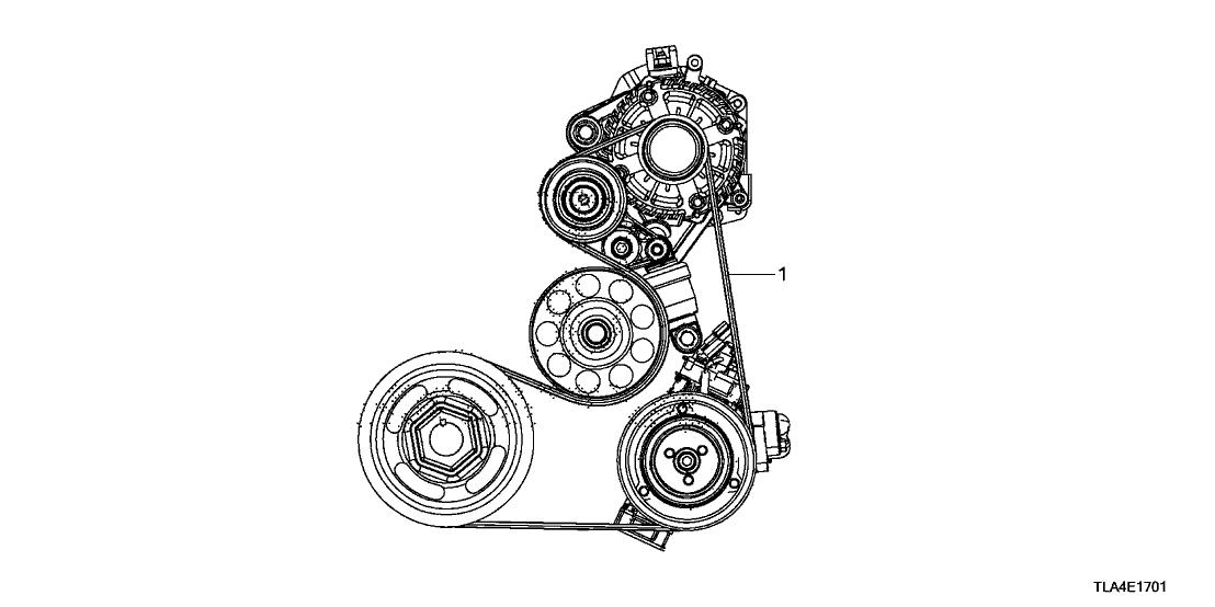 2018 Honda CR-V 5 Door 24LX (2WD/E.LIBERTY) KA CVT