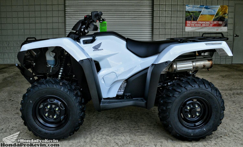 hight resolution of 2016 honda rancher 420 atv review specs 4x4 four wheeler trx420