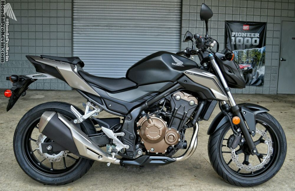 medium resolution of the 2016 cb500f is a bold evolution that elevates the machine still further with a shot of naked streetfight style and rider focussed upgrades that add