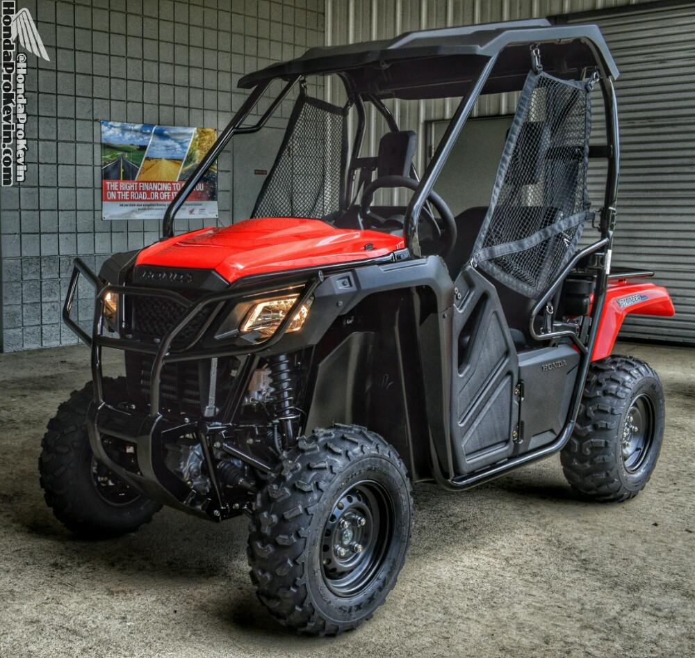 medium resolution of 2016 honda pioneer 500 sxs side by side atv utv