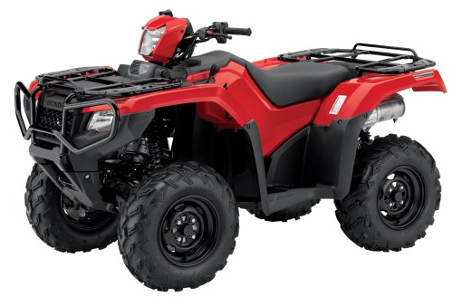 small resolution of 2018 honda rubicon dct eps