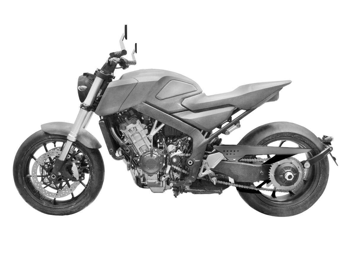 Honda Motorcycles Prototypes
