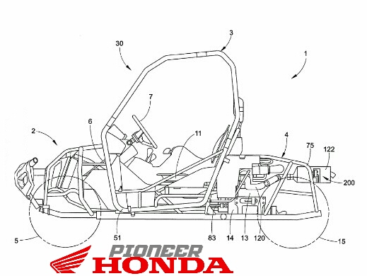 wiring diagram for a honda pioneer 500