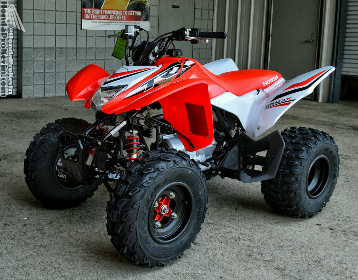 2017 honda trx250x sport atv quad price announced honda pro kevin. Black Bedroom Furniture Sets. Home Design Ideas
