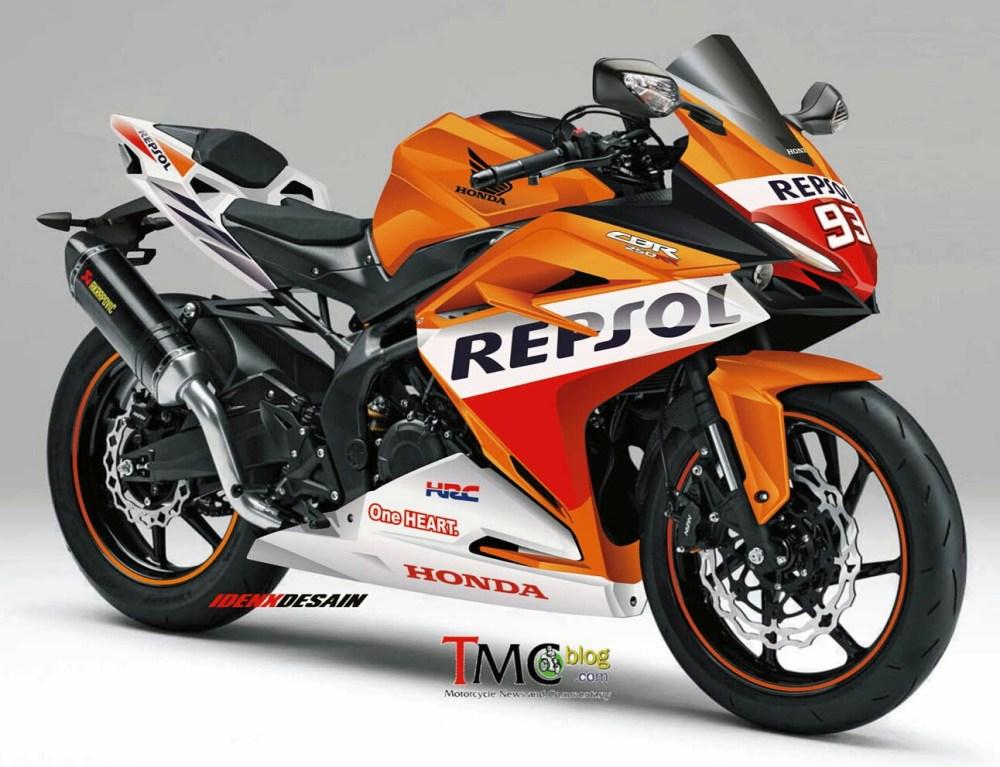 medium resolution of 2016 2017 honda cbr250rr repsol sportbike motorcycle cbr350rr cbr300rr light weight super sports