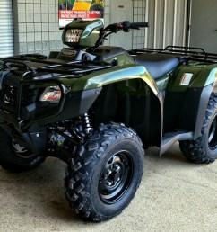 2016 honda foreman 500 atv review specs fourtrax trx500 utility 4x4 four wheeler  [ 1000 x 834 Pixel ]