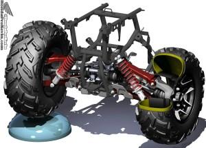 2016 Honda Foreman vs Rubicon ATV  Differences  Comparison Review