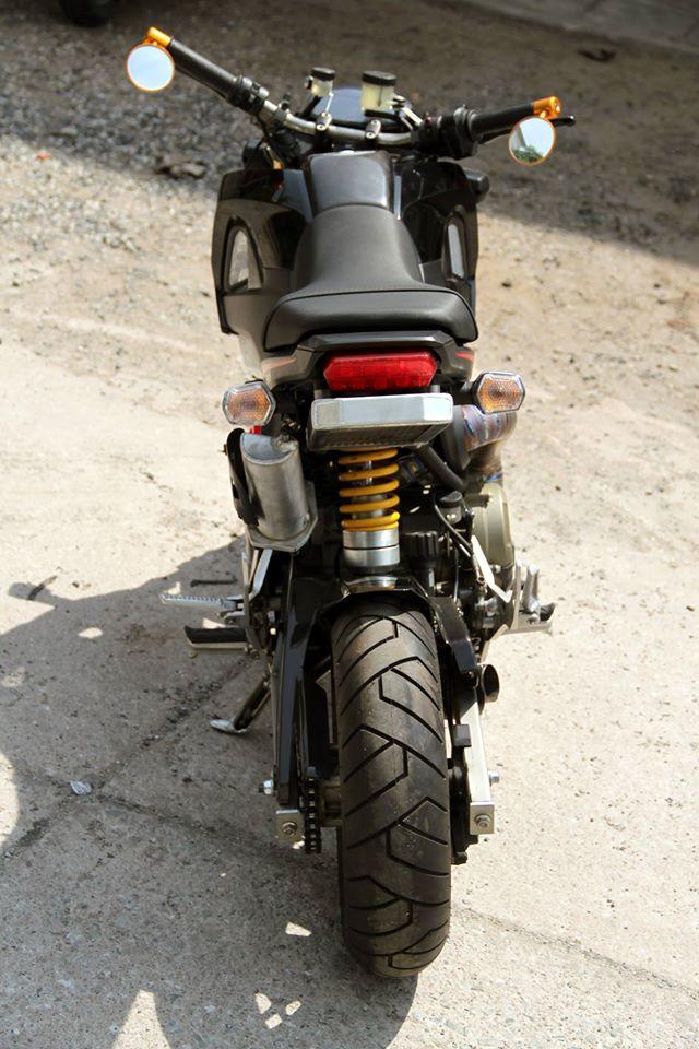 125cc Pit Bike Honda