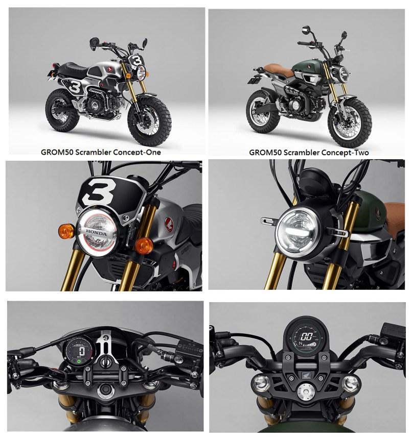 Honda Grom 50 Scrambler Kaufen Reviewmotors Co