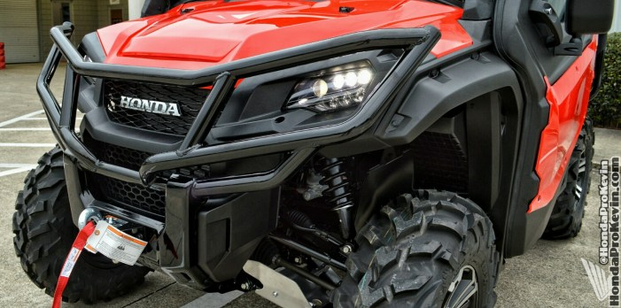 2016 Honda Pioneer 1000 5 9 000 In Accessories 29