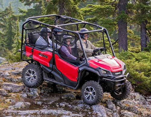 small resolution of detailed 2016 honda pioneer 1000 review of specs videos pictures honda pro kevin