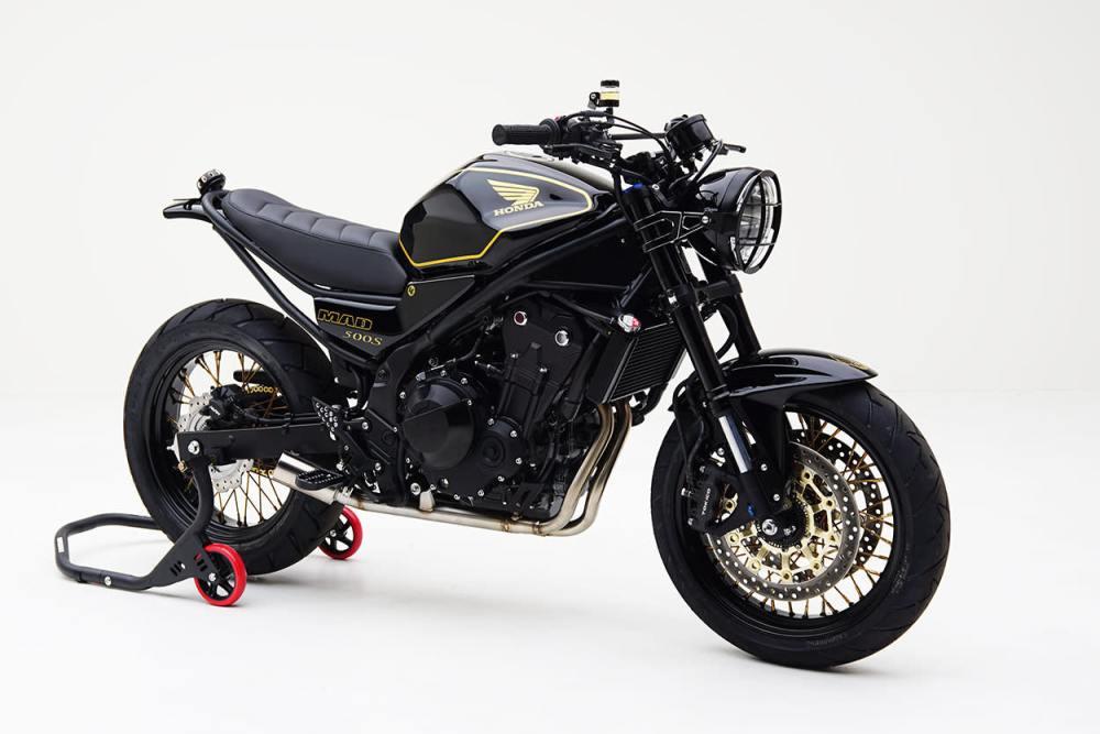 medium resolution of custom 2017 honda cb500f cb500s scrambler motorcycle naked streetfighter cbr sport bike