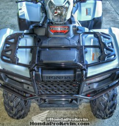 2016 honda 500 foreman rubicon deluxe trx500 atv quad four wheeler model id review [ 1010 x 947 Pixel ]